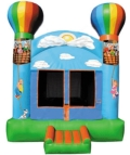 Rental store for INFLATABLE, BALLOON ADVENTURE in Tupelo MS