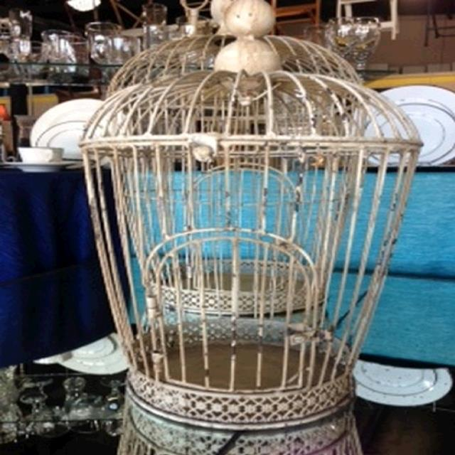 Where to find BIRD CAGE IRON LG in Tupelo