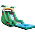 Rental store for INFLATABLE, SUPER SPLASH DOWN W POOL in Tupelo MS