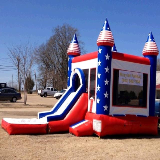 Where to find INFLATABLE, PATRIOTIC WET   DRY in Tupelo