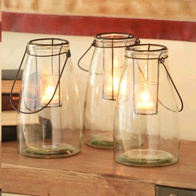 Where to find LANTERN, GLASS W HANDLE in Tupelo