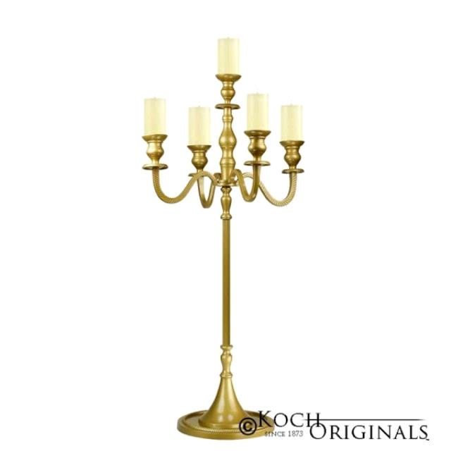 Where to find CANDELABRA 30  GOLD LEAF in Tupelo