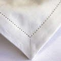 Rental store for NAPKIN, WHITE HEMSTITCH in Tupelo MS