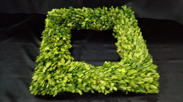 Where to find WREATH, 20  SQ BOXWOOD in Tupelo