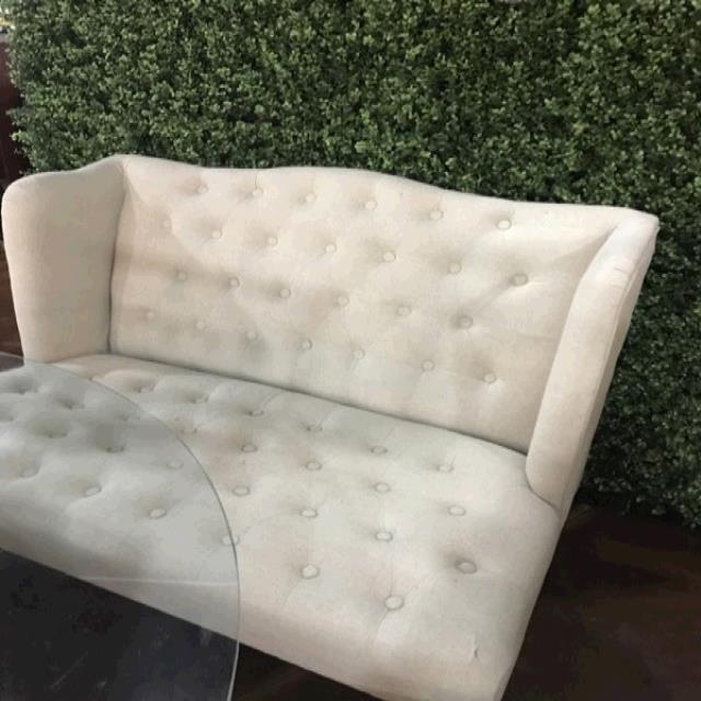 Where to find FURNITURE, SETTEE BEIGE in Tupelo