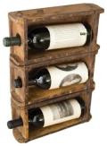 Rental store for WOODEN BRICK MOLD WINE RACK in Tupelo MS
