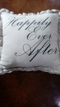 Rental store for PILLOW, HAPPILY EVER AFTER in Tupelo MS