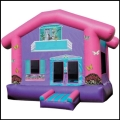 Rental store for INFLATABLE, PRINCESS DOLL HOUSE in Tupelo MS