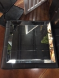 Rental store for TRAY, MIRROR MERCURY GLASS BLACK LARGE in Tupelo MS