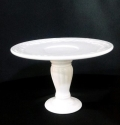 Rental store for CAKE STAND 9  PORCELAIN in Tupelo MS