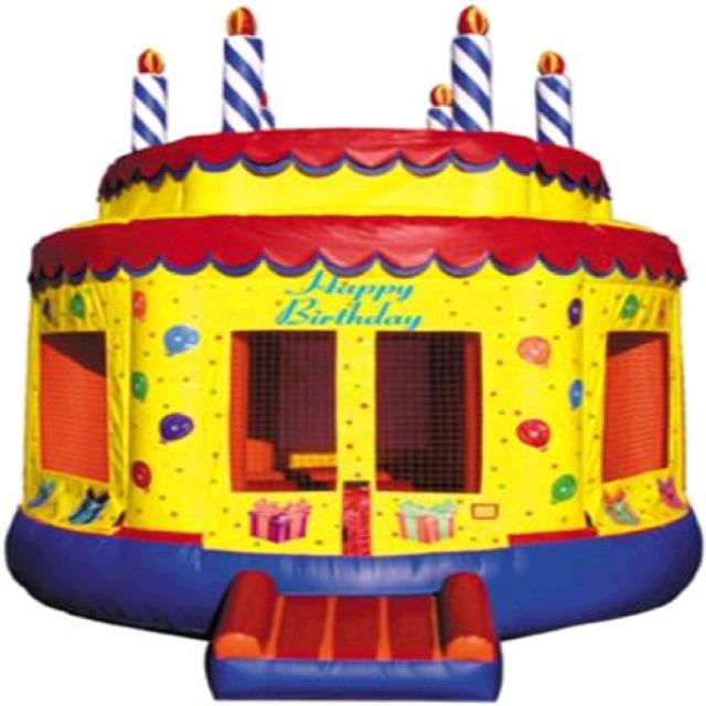 Where to find INFLATABLE, BIRTHDAY CAKE in Tupelo