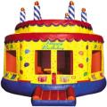 Rental store for INFLATABLE, BIRTHDAY CAKE in Tupelo MS
