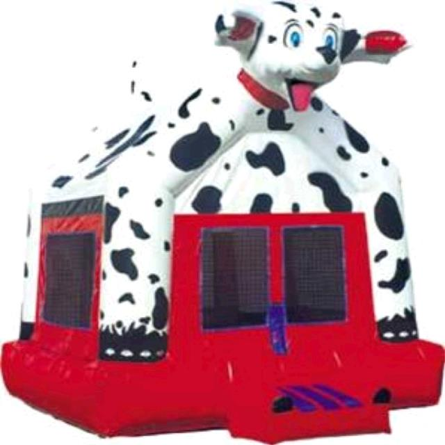 Where to find INFLATABLE, DALMATIAN in Tupelo