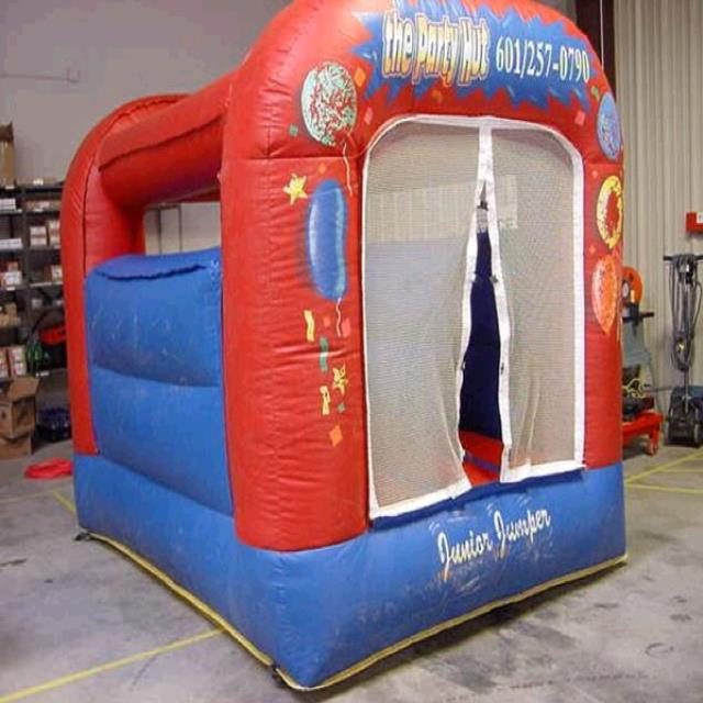 Where to find INFLATABLE, PARTY HUT in Tupelo