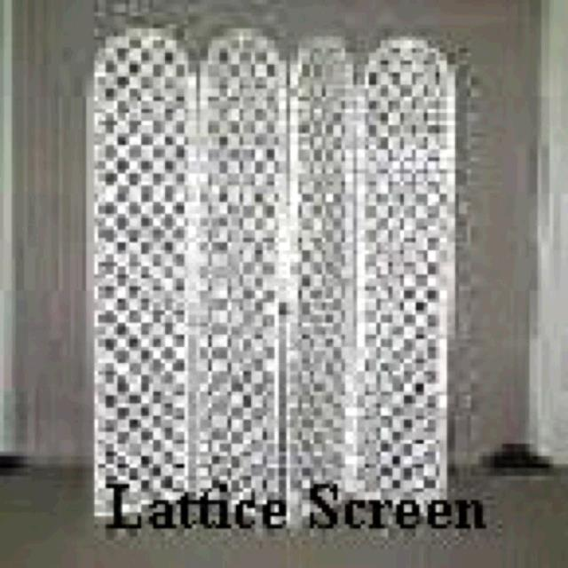 Where to find SCREEN, 4 PANEL LATTICE ARCHED in Tupelo