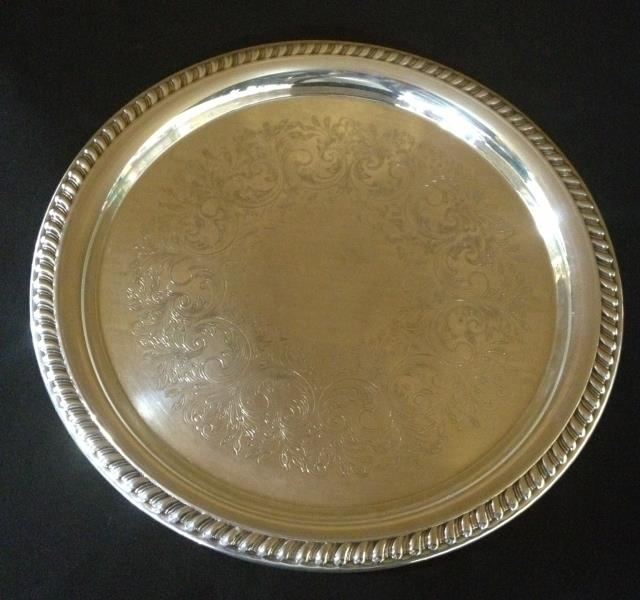 Where to find TRAY, SILVER 12 in Tupelo