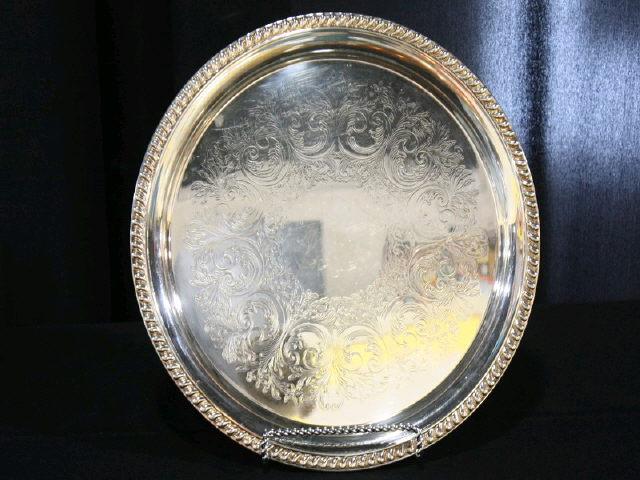 Where to find TRAY, SILVER 16 in Tupelo
