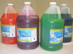 Where to find SYRUP, BLUE-RASPBERRY GALLON in Tupelo