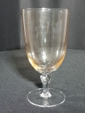 Rental store for GLASS MELBOURNE GOBLET in Tupelo MS