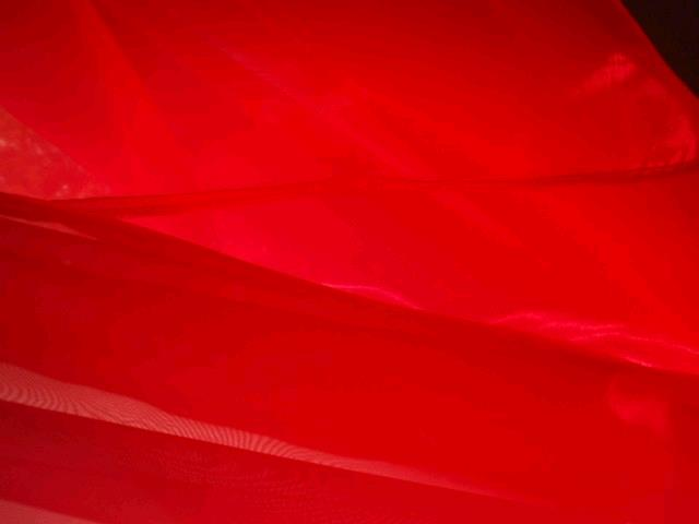 Where to find RED ORGANZA LINEN in Tupelo