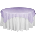 Rental store for LILAC ORGANZA LINEN in Tupelo MS