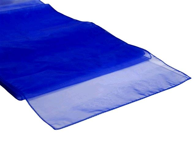 Where to find ROYAL BLUE ORGANZA LINEN in Tupelo