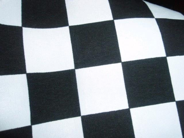 Where to find BLACK WHITE CHECK LINEN in Tupelo