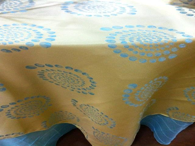 Where to find MAIZE KALEIDOSCOPE LINEN in Tupelo