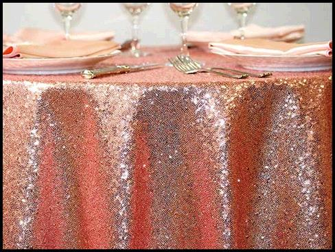 Rent Sequin Linen